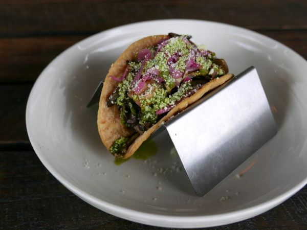 Prima Cocina Mushroom Barbacoa Taco