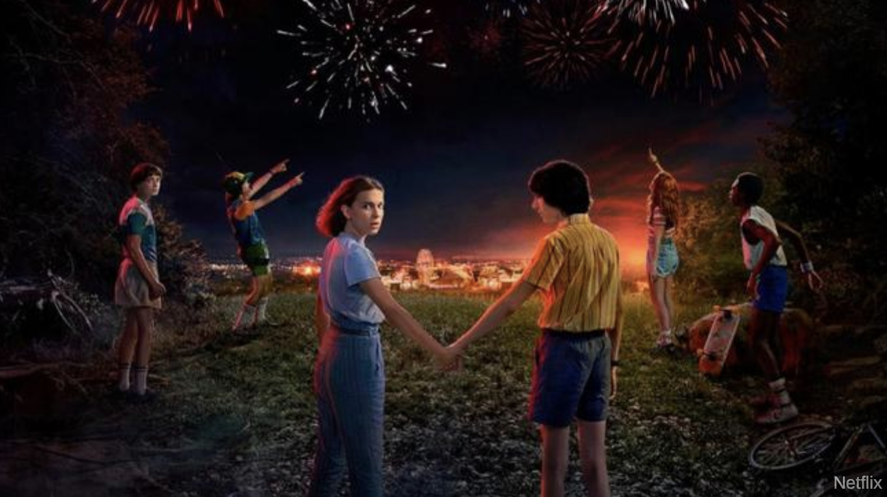 Rad 'Stranger Things' Fair to '80s-up the Pier