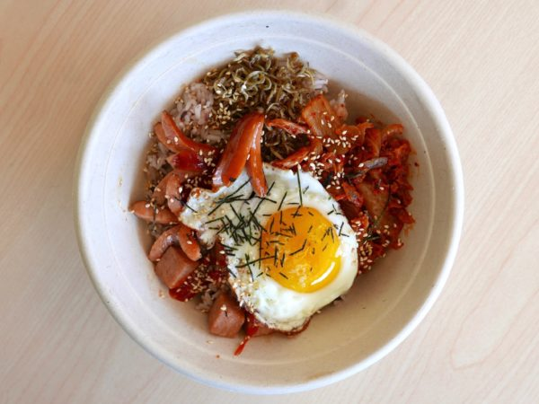 Wake-Up Breakfast Bowl from Mom & Bop's