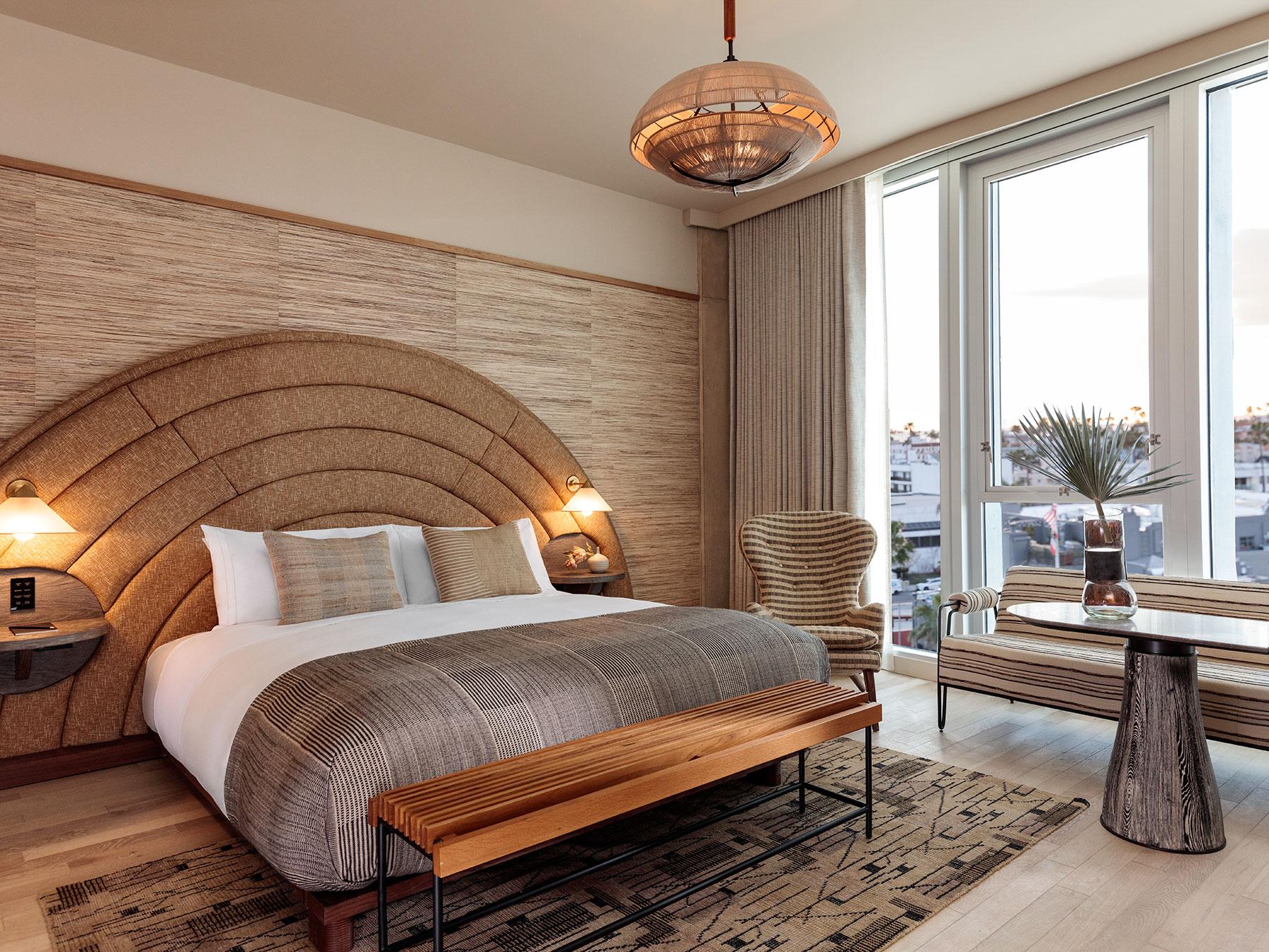 Santa Monica Proper Hotel room