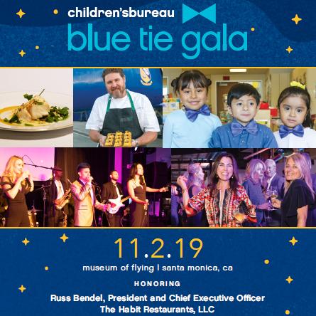 Children's Bureau Blue Tie Gala
