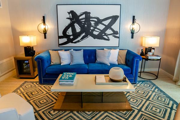 Oceana hotel room