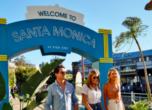 Santa Monica Pops Up in Sydney Harbour