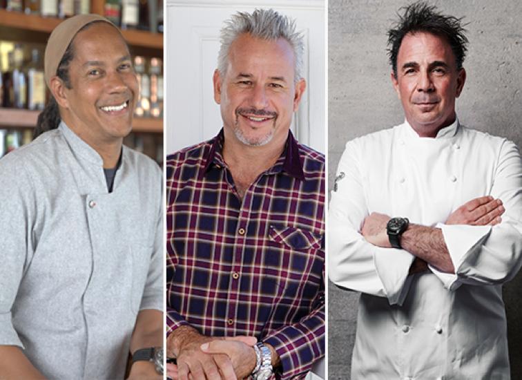 Santa Monica at Pier One Sydney Harbour Pop Up Chefs: Govind Armstrong, Raphael Lunetta, Josiah Citrin
