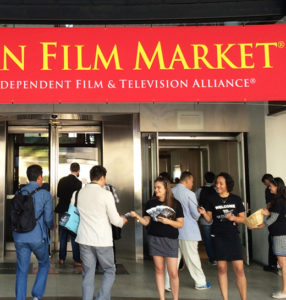 Santa Monica Welcomes Annual American Film Market for its 29th Year at the Beach