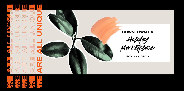 Unique Markets Holiday Pop-Up: Santa Monica