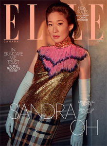 Lead Time: Actress Sandra Oh at Santa Monica Proper Hotel