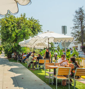 Al Fresco Outdoor Dining Options