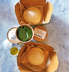 Innovative Restaurant Takeout Kits to Make Cooking at Home Easy