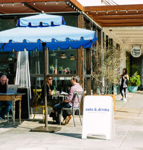 Healthy Dining Options in Each of Santa Monica's Neighborhoods
