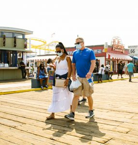 How to Visit the Santa Monica Pier