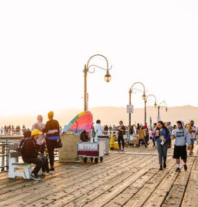 How to Visit the Santa Monica Pier